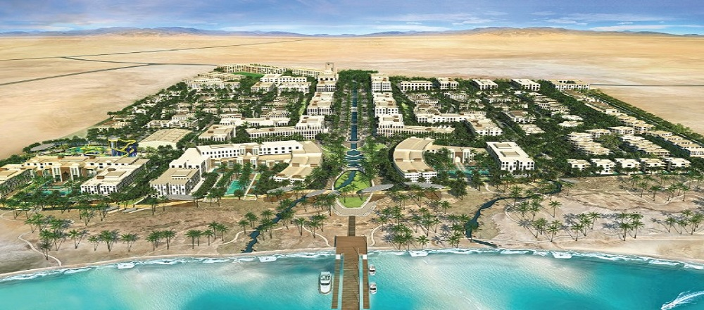 duqm beach resort  oman