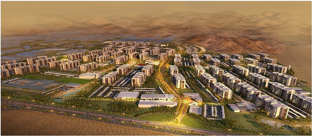 Detailed Infrastructure Design for Modon Sukna Project in